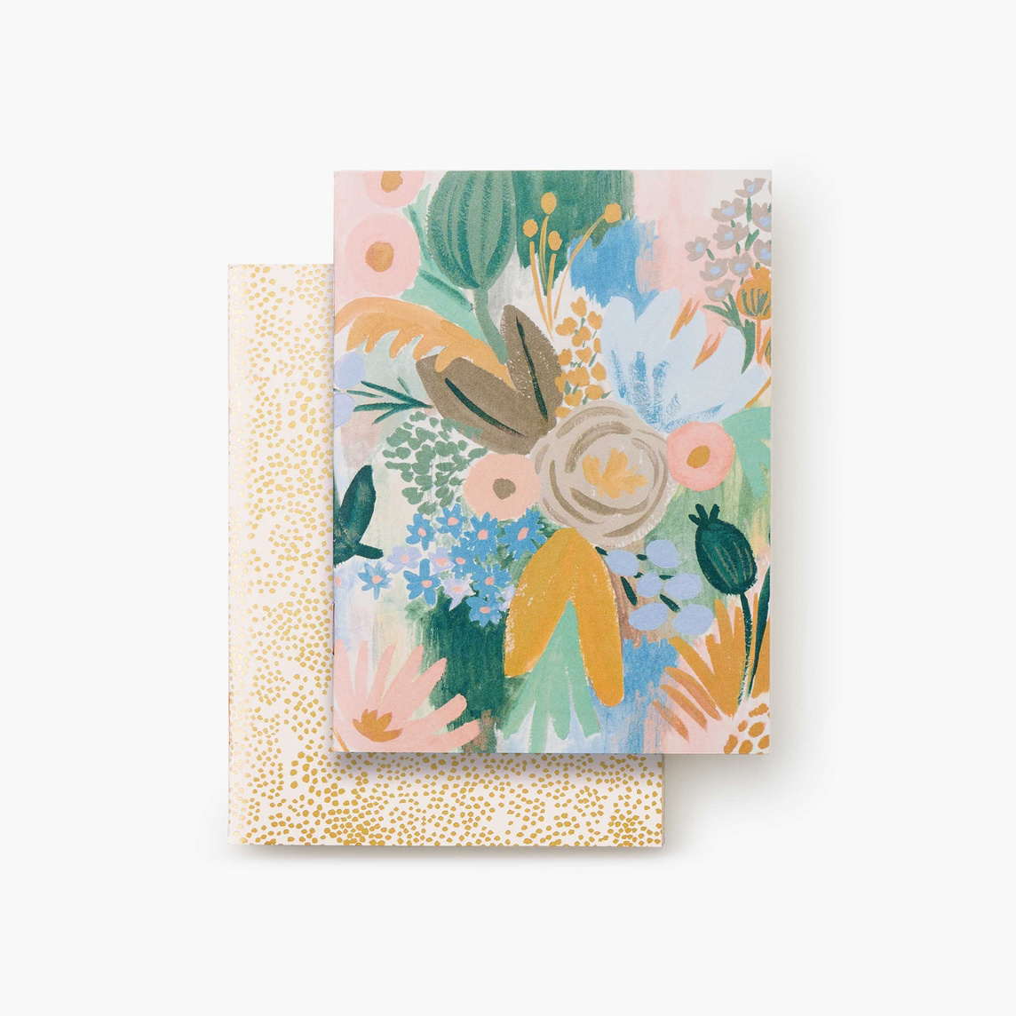 Rifle Paper Co - RP Rifle Paper Co - Luisa Pocket Notebook Blank, Set of 2