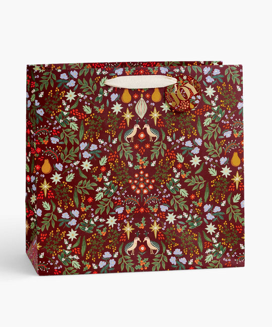 Rifle Paper Co - RP Rifle Paper Co - Partridge Large Gift Bag