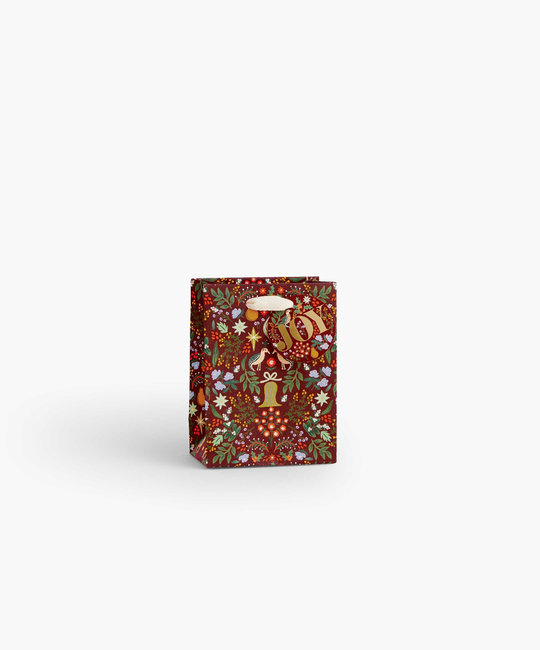 Rifle Paper Co - RP Rifle Paper Co - Partridge Small Gift Bag