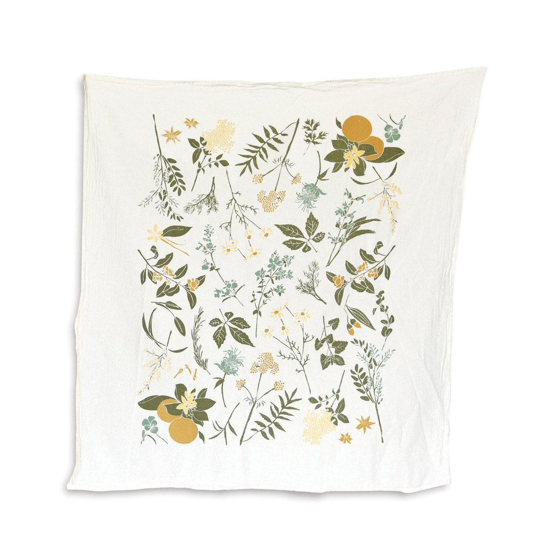 June and December - JD Herbal Tea Garden Towel