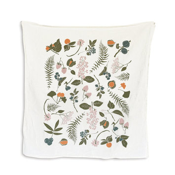 June and December - JD Wild Berries & Nuts Towel