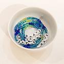 Sweet EK Designs - SWD Brave Blues Beaded Bracelet, Kids