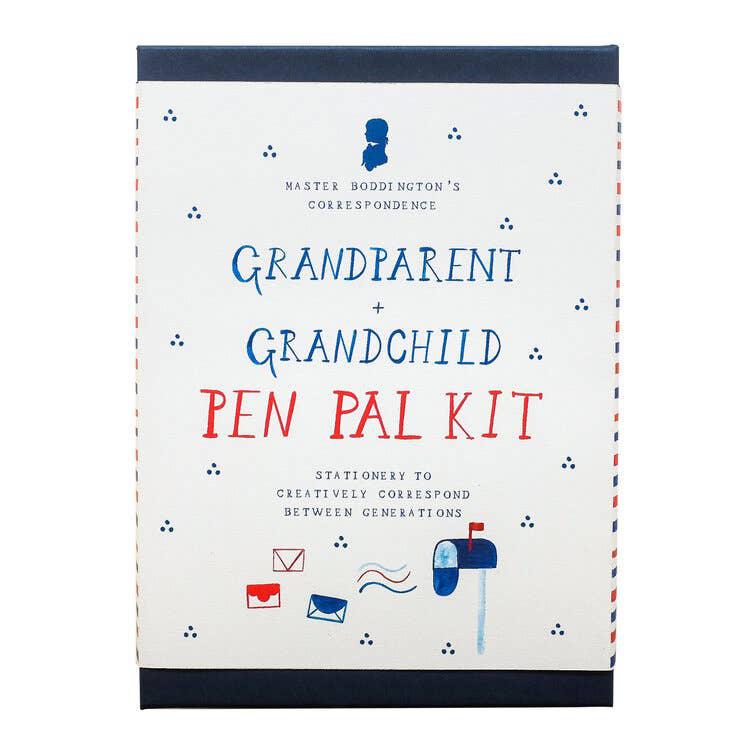 Mr. Boddington's Studio - MB Mr. Boddington's Studio - Grandparent Pen Pal Kit