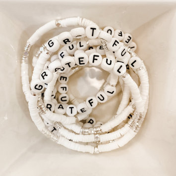 Sweet EK Designs - SWD Grateful Beaded Bracelet, Adult