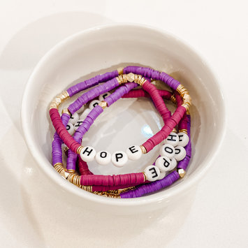 Sweet EK Designs - SWD Hope Beaded Bracelet