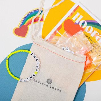 "Larissa Loden Jewelry - LLJ Kids ""Shine Bright"" Bracelet Craft Kit"
