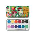 Eeboo - EE Eeboo - Woodland Mushroom Watercolors