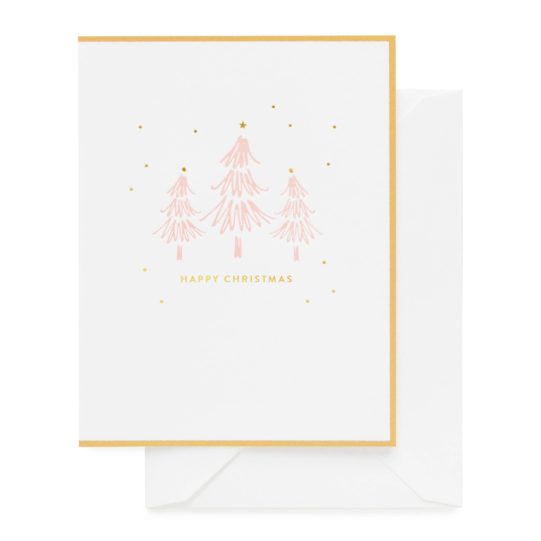 Sugar Paper - SUG Sugar Paper Happy Christmas Card
