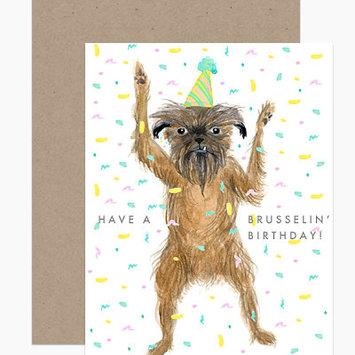 Dear Hancock - DH DHGCBI0016 - Brusselin' (Brussels) Birthday