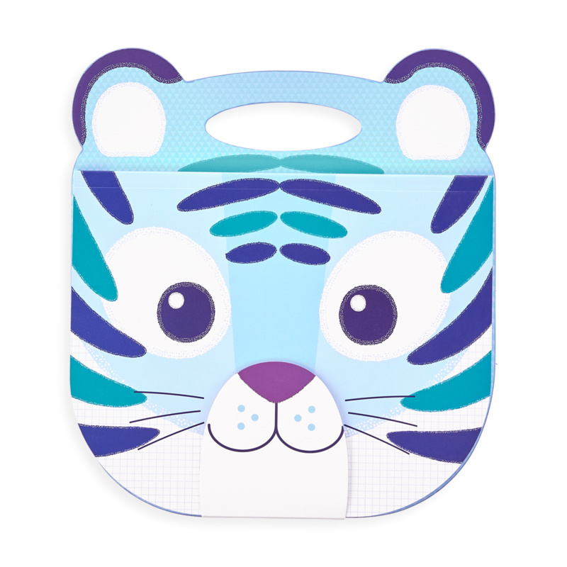 OOLY - OO Tiger Carry Along Sketchbook