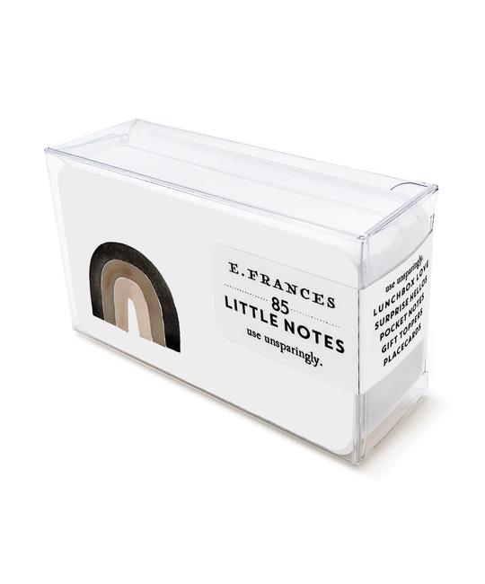 E. Frances Paper Studio - EF BLM Little Notes, set of 85