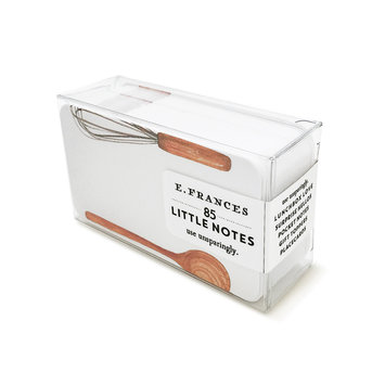 E. Frances Paper Studio - EF Whisky Business Little Notes, set of 85