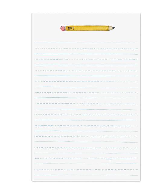 E. Frances Paper Studio - EF Pencil Notepad