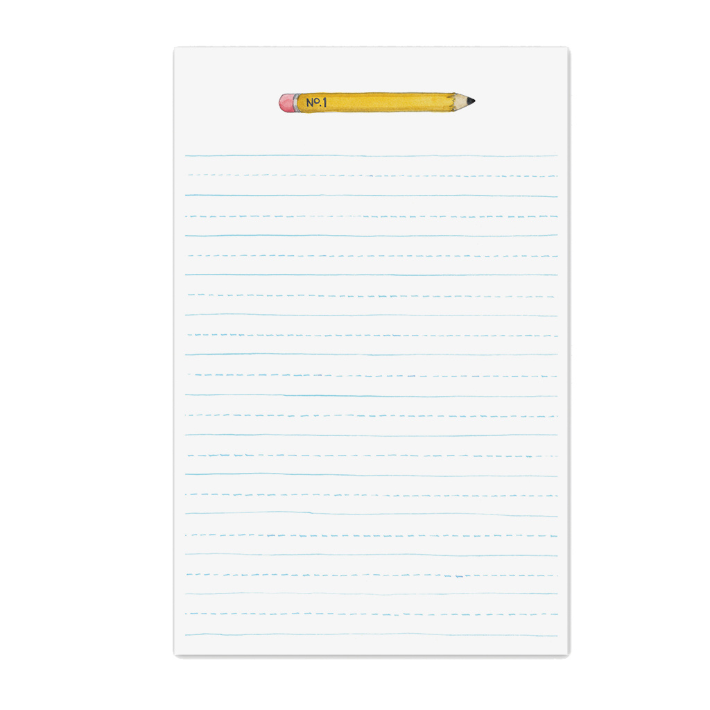 E. Frances Paper Studio - EF Pencil Notepad