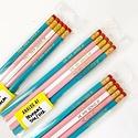 Calliope Pencil Factory Pronouns Pencil Set - Various Options
