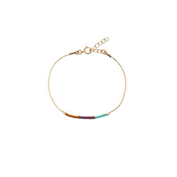 Son of a Sailor - SOAS Septima Bracelet,  Turquoise