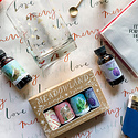 Gus and Ruby Letterpress - GR Making Spirits Bright: Cocktail Gift Box