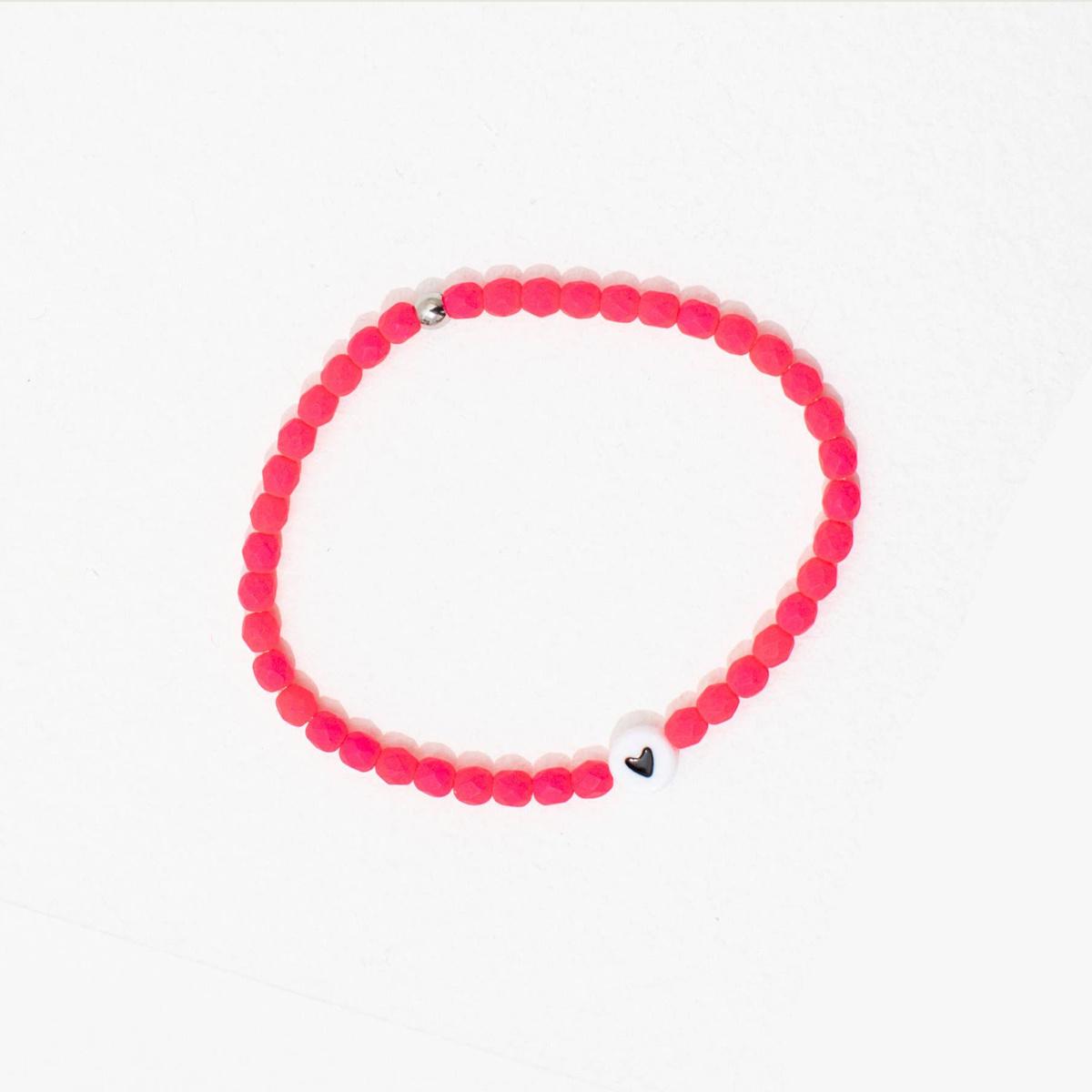 Larissa Loden Jewelry - LLJ Kids Heart Bracelet Craft Kit