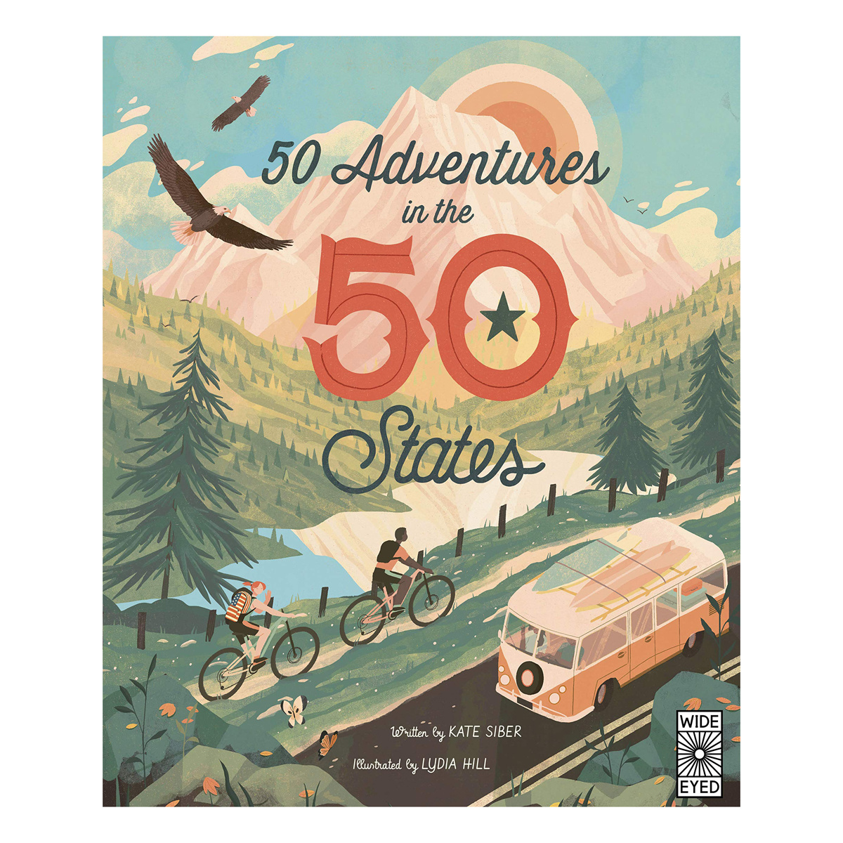 quarto 50 Adventures in the 50 States