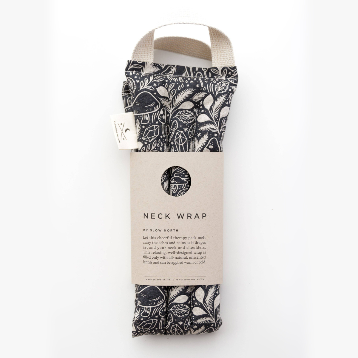 Slow North - SN Slow North - Mystical Mushroom Neck Wrap
