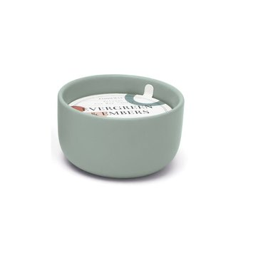 Paddywax - PA PA CASM - Wabi Sabi, Evergreen + Embers Candle