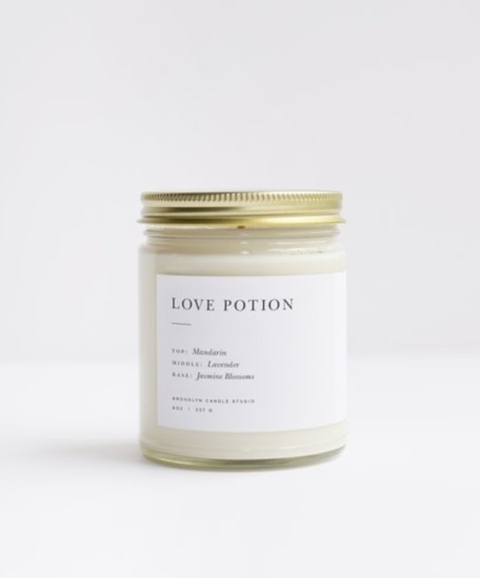Brooklyn Candle Studio - BCS BCS CALA - Love Potion Minimalist Candle