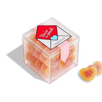 """Sugarfina - SU Sugarfina - """"You're A Peach"""", Peach Bellini Small Cube"""