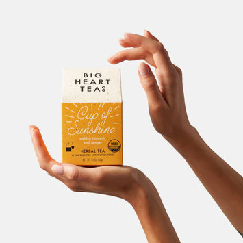 Big Heart Tea - BHT Big Heart Tea - Cup of Sunshine Tea Bags