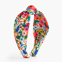 Rifle Paper Co - RP Rifle Paper Co - Garden Party Knotted Headband