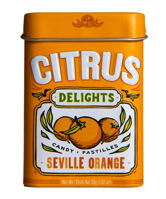 Big Sky Brands - BSB Citrus Delights - Seville Orange Candies