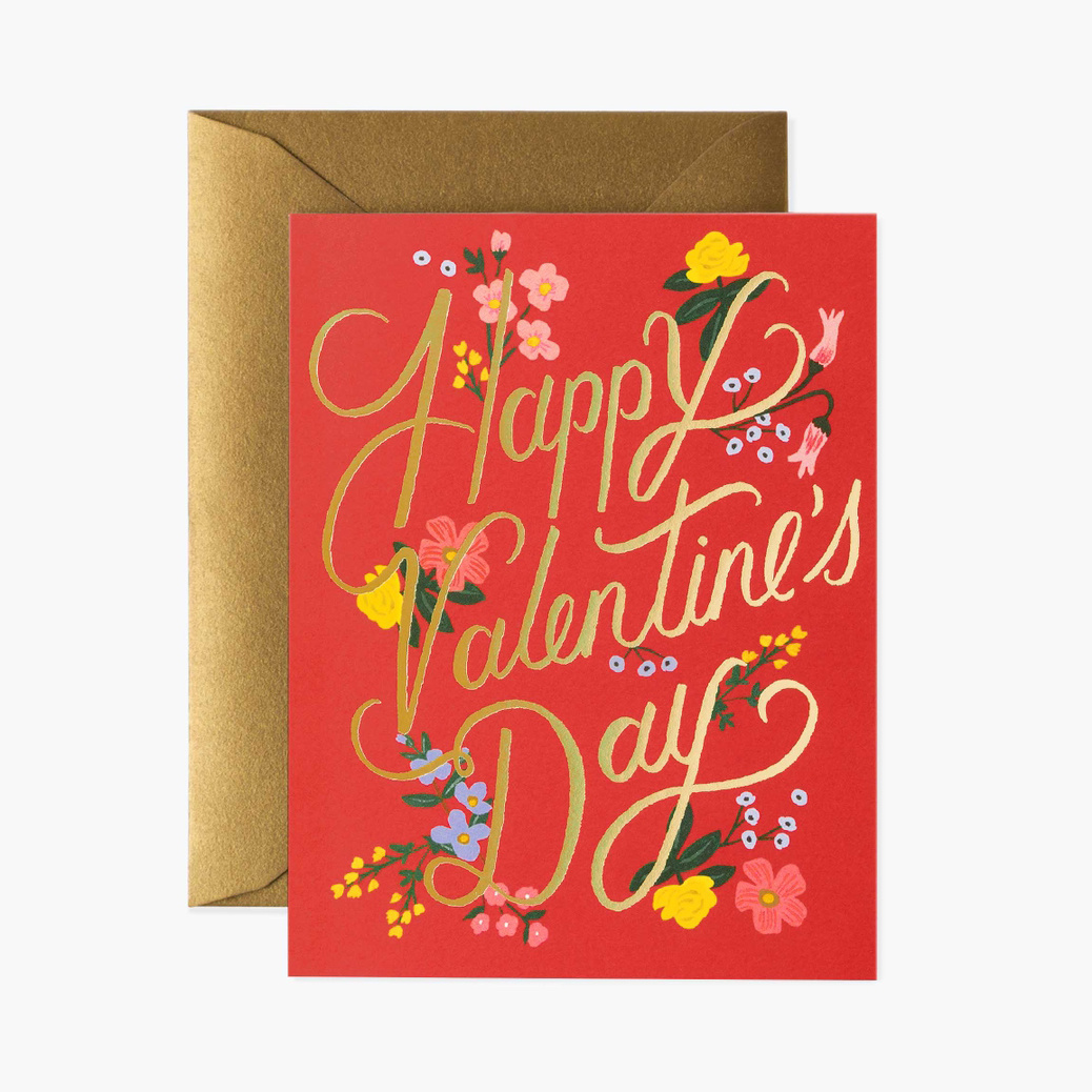 Rifle Paper Co - RP Rouge Valentine's Day