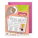 Boss Dotty - BD Real News Card