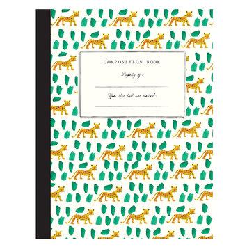 Mr. Boddington's Studio - MB Leopards Composition Notebook