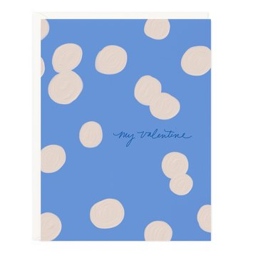 Ramona and Ruth - RR RRGCVD0003 - My Valentine Dots Card