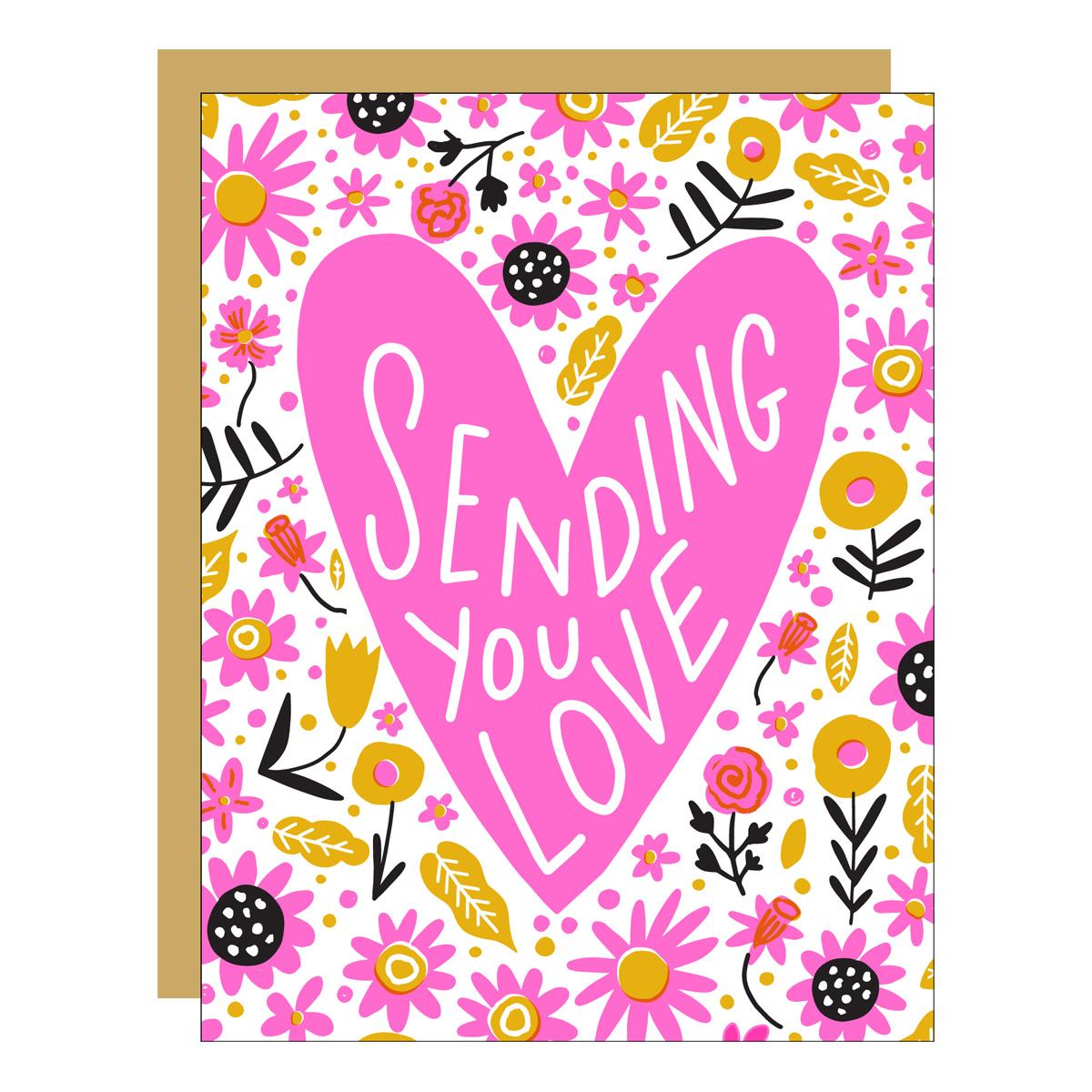 Hello!Lucky Sending You Love