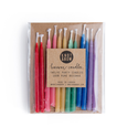 knot and bow Assorted Beeswax Birthday Candles