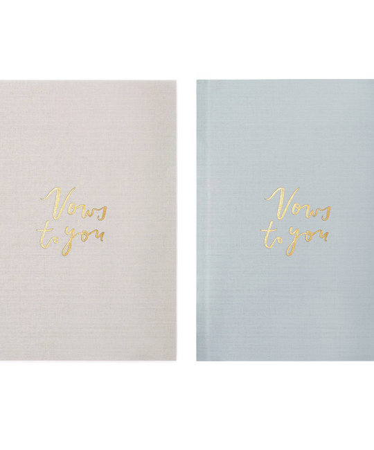 Our Heiday - OH Vows to You Notebooks, Set of 2