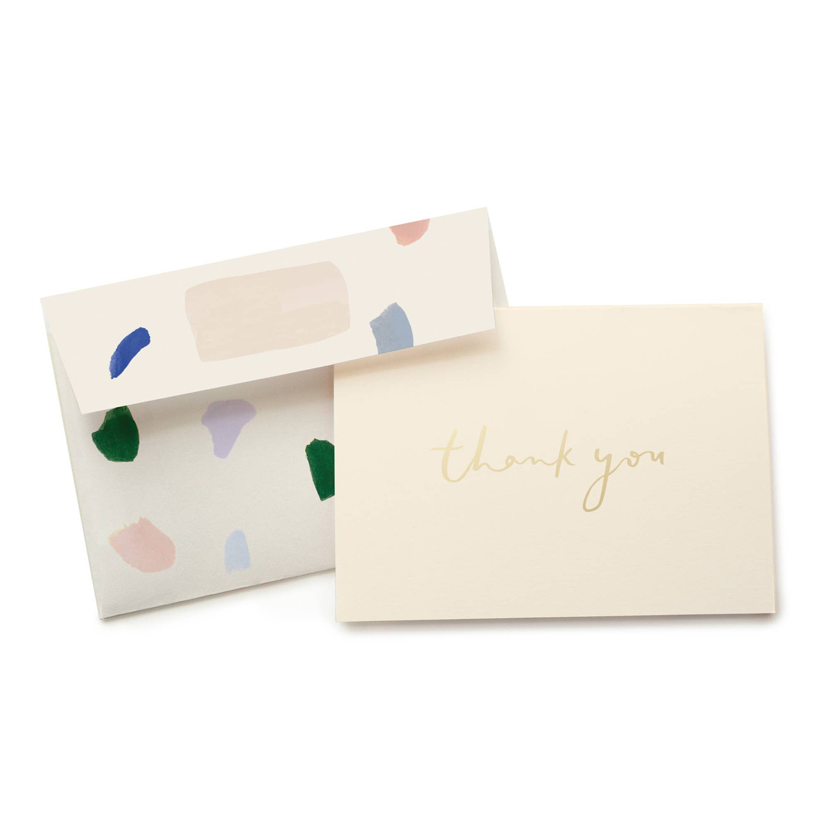 Our Heiday - OH Strokes Thank You, Set of 8