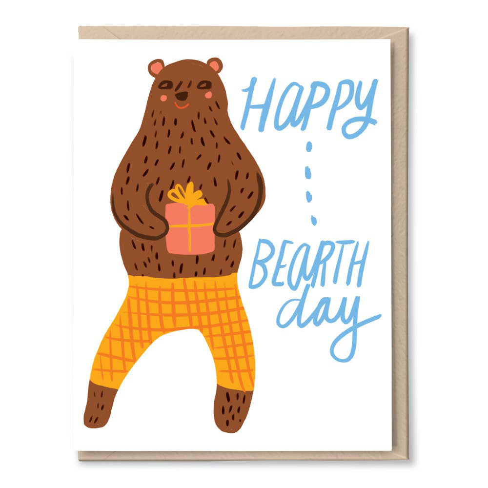 Tigerpocket Press - TPP Happy Bearthday