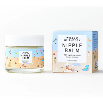 Willow by the Sea - WBS Organic Nipple Balm