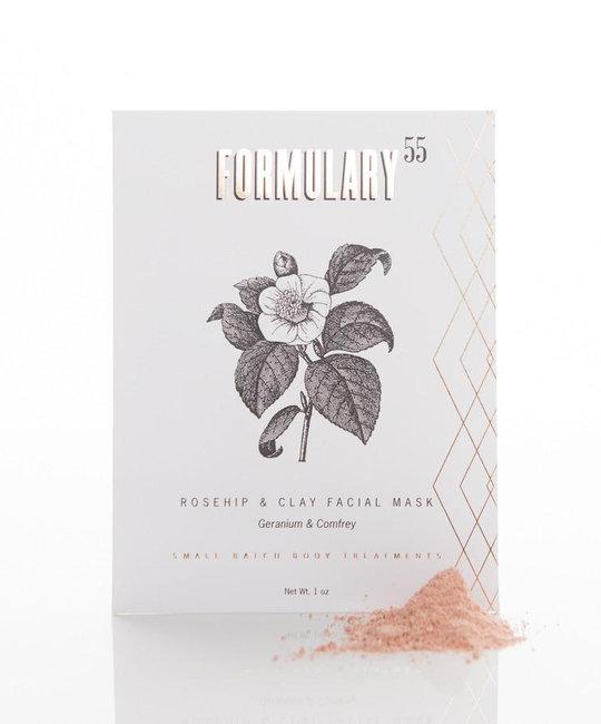 Formulary 55 - FOR Rosehip & Clay Facial Mask