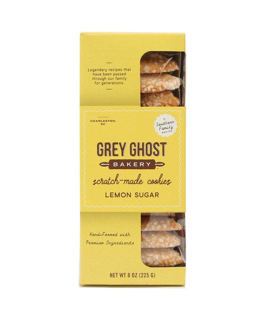 Grey Ghost Bakery Lemon Sugar Cookies (pack of 12)