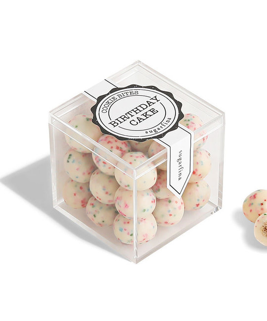 Sugarfina - SU Birthday Cake Cookie Bites Small Cube