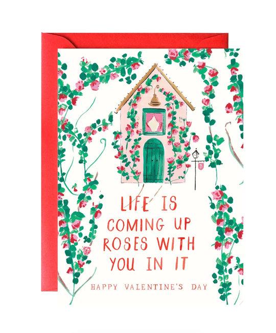 Mr. Boddington's Studio - MB Life is Coming Up Roses