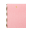 Appointed - APP APP NBLI - Pink Heart Notebook, Lined