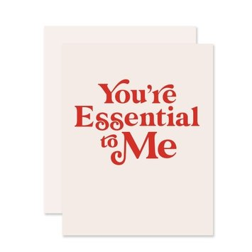The Social Type - TST TSTGCMI0013 - You're Essential to Me