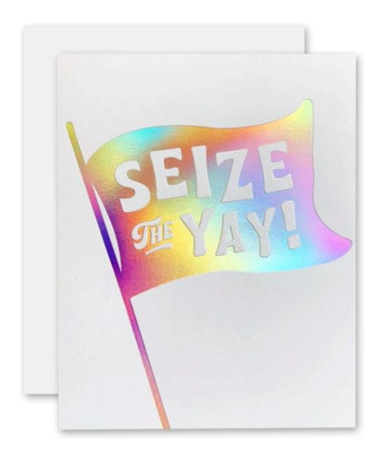 The Social Type - TST TSTGCCO0002 - Seize the Yay
