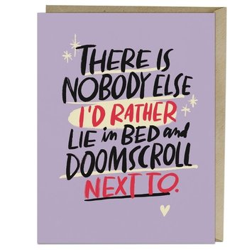 Emily McDowell - EMM EMMGCLO0032 - Doomscroll Next To