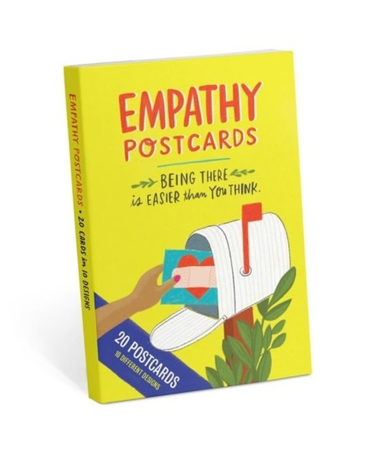 Emily McDowell - EMM Empathy Post Cards Book