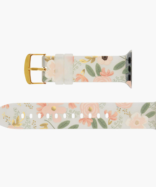 Rifle Paper Co - RP Rifle Paper Co - Wildflower Apple Watch Band, 38-40mm